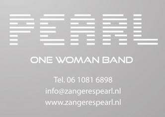 Zangeres Pearl
